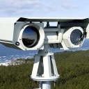 01.Stacionárny optoelektronický pozorovací systém inštalovaný na stĺpe