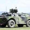 Zbraňová stanica, guľomet 7,62 na vozidle BRDM