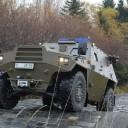ALIGATOR 4x4 MASTER – ľahké, obrnené vozidlo